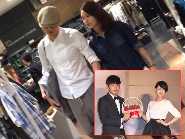 Giáo chủ Dương Thừa Lâm công khai cùng bạn trai đi mua sắm