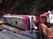 Tin tức - Tai nạn thảm khốc trên đèo Prenn, ít nhất 7 người chết