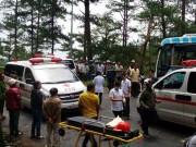 Tin tức - Tai nạn thảm khốc trên đèo Prenn: Do mất phanh?