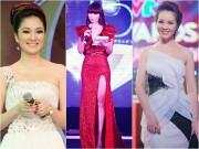 Dàn hoa hậu, hoa khôi làm báo hot nhất showbiz Việt