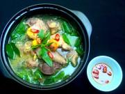 Món ngon nhà mình - Gà nấu lá giang giải nhiệt mùa hè - MN36110