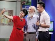 Làng sao - GS. Văn Như Cương, MC Hạnh Phúc khiến gia đình sốc khi phát hiện bị ung thư