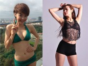 Thời trang - Mãn nhãn với vòng eo chuẩn như người mẫu của Minh Hằng