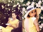Nhà đẹp - Hàng rào hoa hồng đẹp như cổ tích của mẹ Việt 2 con tại Mỹ