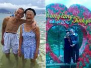 Eva Yêu - Con gái vợ chồng già nắm tay nhau trên biển: Bố mẹ tôi yêu thương nhau trọn đời!