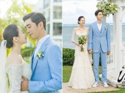 Làng sao - Ngắm hình ảnh đám cưới đẹp như mơ của tài tử