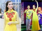 Trấn Thành lay động vì sắc đẹp của MC Thanh Mai