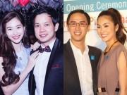 Làm đẹp - Chồng, bạn trai giỏi - đẹp - giàu đáng ghen tị của mỹ nhân Việt