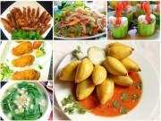 Bếp Eva - Thực đơn ngon cho Ngày gia đình Việt Nam