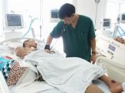 Tin tức - Nam thanh niên bị tai nạn máy xúc, liệt hai chân kêu cứu