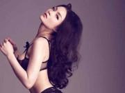 Oái oăm - Siêu mẫu Thanh Hằng táo bạo với áo trong suốt