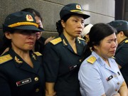 Hình ảnh  ' thắt lòng '  trong tang lễ 9 thành viên tổ bay CASA-212