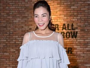 Sao trang điểm xấu: Kiwi Ngô Mai Trang lộ vết nhăn tuổi tác