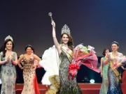 Thời trang - Phan Trúc Phượng đăng quang HH Doanh Nhân Người Việt Châu Á 2017