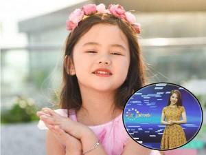 Là con gái MC đẹp nhất nhì VTV, hỏi sao cô bé này được mệnh danh hotgirl không đợi tuổi