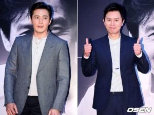 44 tuổi, hai quý ông Jang Dong Gun và Kim Min Jong vẫn khiến chị em mê mẩn