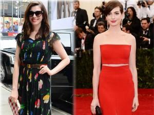 Sao hạng A Hollywood mặc váy 300 ngàn dạo phố nhưng đi sự kiện là dát vài tỉ đồng
