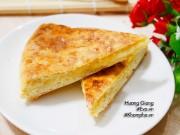 Bếp Eva - Bánh phô mai mặn lạ miệng, ăn là mê liền