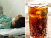 Mẹ nào sau sinh mổ cũng cần uống nước ngọt có ga để tránh mất mạng?