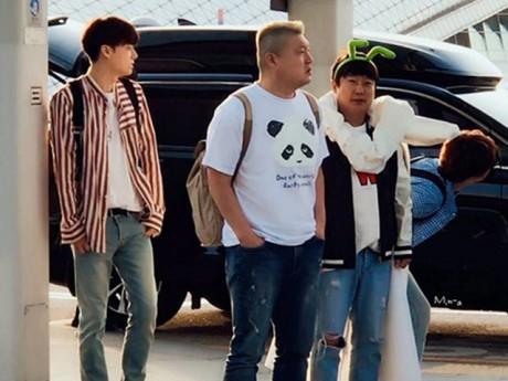 Ahn Jae Hyun, Kyuhyun (Suju) bất ngờ đến Việt Nam quay Tây Du Ký 3