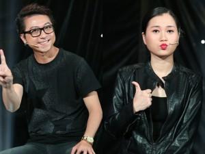 Vợ chồng diễn viên hài Hứa Minh Đạt - Lâm Vỹ Dạ cùng tham gia phá án trên truyền hình