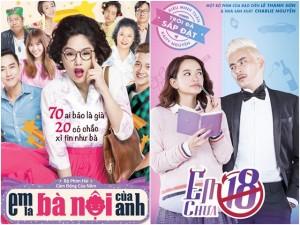 10 phim Việt Nam có doanh thu cao nhất lịch sử điện ảnh