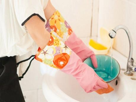 Những sai lầm khi rửa bát mà bà nội trợ nào cũng dễ mắc phải