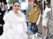 Mang bầu ở tuổi 36 tuổi, nữ hoàng nội y Thái Lan vẫn đẹp đến sững sờ