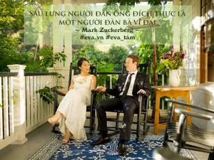 """Tình yêu """"vạn người ngưỡng mộ"""" của Mark Zurkerberg, khi 5 năm chỉ là bước khởi đầu"""