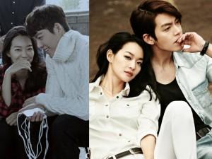 Khoảnh khắc ngọt ngào của Kim Woo Bin và Shin Min Ah