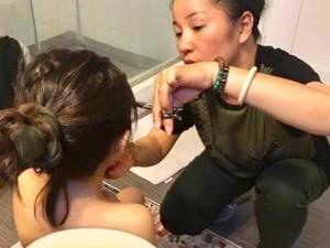 Sao Việt 24h qua: Thúy Nga trổ tài cắt tóc cho con gái