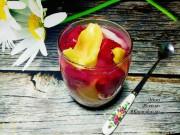 Bếp Eva - Chè trái cây 3 màu tuyệt ngon để giải nhiệt ngày nắng