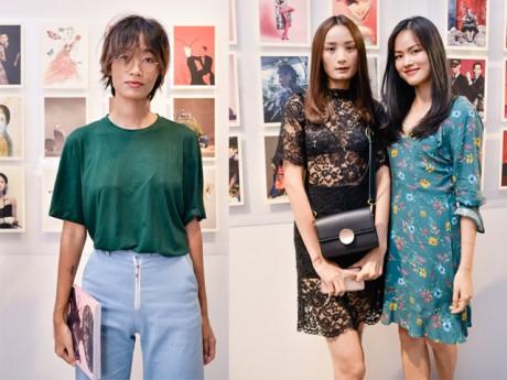 Dàn người mẫu hàng đầu Việt Nam khoe sắc tại sự kiện sách ảnh