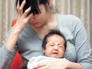 Những điều   giật mình   ít mẹ biết về trầm cảm sau sinh