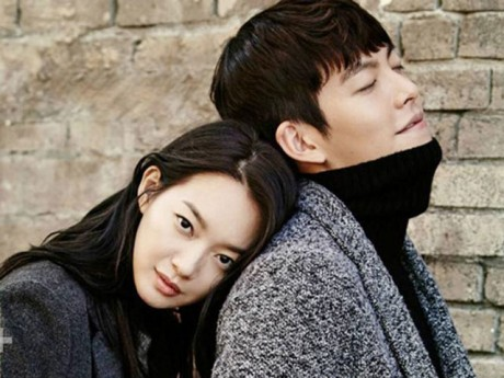 """Kim Woo Bin và Shin Min Ah: Đôi tình nhân gặp cảnh """"phim vận vào đời"""""""