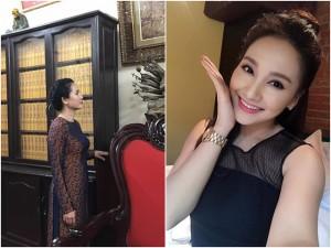 Bất ngờ chưa, mẹ chồng Phương bỗng đi chùa, viết lời xin lỗi đến con dâu Minh Vân