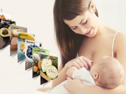 4 loại trái cây mẹ nào cũng cần ăn sau sinh để nhanh khỏe lại lắm sữa