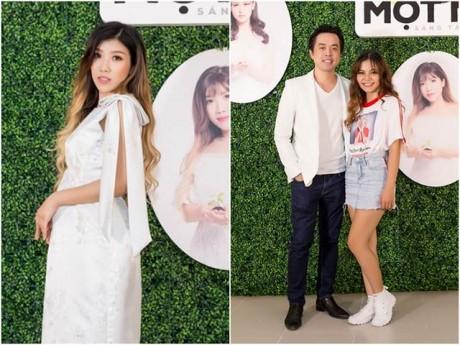 Đi sự kiện cùng nhau nhưng Trang Pháp và Dương Khắc Linh né tránh chụp hình chung
