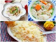 Bếp Eva - Đang mùa sen, chị em trổ tài chế biến 7 món ăn ngon bổ dưỡng từ hạt và củ sen