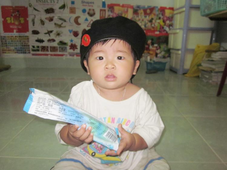 Mình xin tự giới thiệu mình là Nguyễn Anh Tài, sinh ngày 10/09/2012.