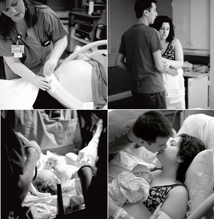 Bộ ảnh sinh nở của mẹ Samuel được thực hiện bởi nhiếp ảnh gia Krista Albright. Chia sẻ về bộ ảnh này, nhiếp ảnh gia nói: 'Đây là ca sinh nở rất nhẹ nhàng mà tôi đã từng chứng kiến. Từ lúcSamuel đau đẻ đến lúc sinh nở vừa tròn 15 tiếng. Cô ấy đã chọn phương pháp sinh thường và không áp dụng bất cứ loại thuốc kích đẻ nào. Cô ấy không hề kêu khóc thảm thiết như nhiều bà mẹ khác. Ca sinh nở này tôi sẽ không bao giờ quên'.  Mời chị em cùng theo chân mẹ Samuel đi đẻ nhé!