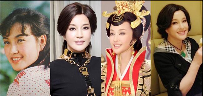 Được mệnh danh là một trong những mỹ nhân trẻ mãi không già, ở tuổi 63, Lưu Hiểu Khánh vẫn đẹp như gái đôi mươi.