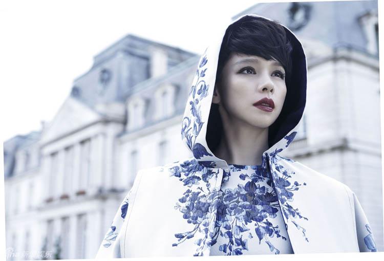 Nữ diễn viên nổi tiếng xứ Đài Từ Nhược Tuyên hóa thân thành nàng tiểu thư quý tộc theo phong cách châu Âu những thập niên 60