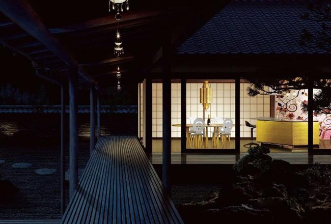 Kiểu dáng đẹp, hiện đại, quyến rũ và làm cho không gian trở nên khá năng động là một vài điều chúng ta có thể cảm nhận được về các căn bếp Nhật Bản.