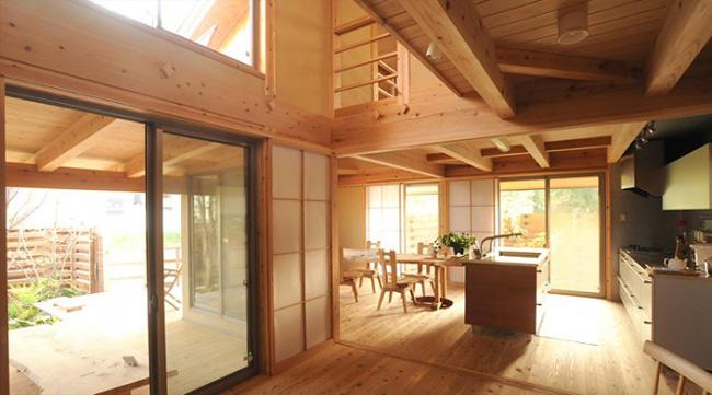 Đặc biệt, người Nhật quan niệm bếp là không gian để gia đình và bạn bè dành nhiều thời gian bên nhau, được cười đùa, được chia sẻ những câu chuyện và ăn những món ăn ngon.