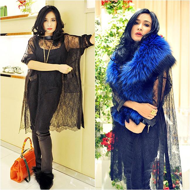 Mặc dù đã bước sang tuổi tuần nhưng nữ diva Thanh Lam vẫn khiến dư luận 'sửng sốt' với phong cách thời trang diêm dúa và cầu kỳ.