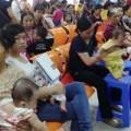 Tin tức - Quá ít trẻ tiêm vắc-xin viêm gan B
