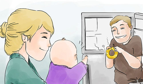 mẹo cục hay giảm dau cho bé khi mọc rang - 4