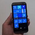 HTC chính thức ra mắt One M8 chạy Windows Phone 8.1