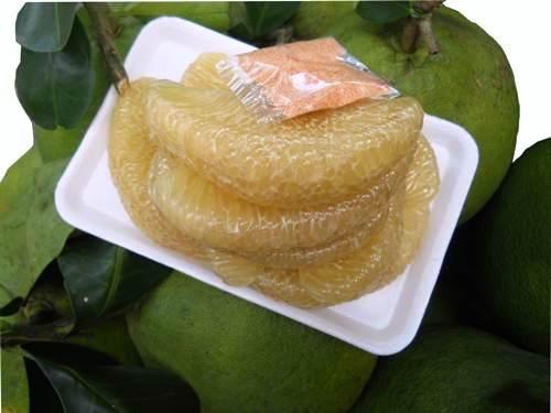 Không cần quảng cáo nhiều, cái tên bưởi năm roi đã là sự đảm bảo quá tuyệt cho chất lượng dinh dưỡng của trái cây (Ảnh: Internet)